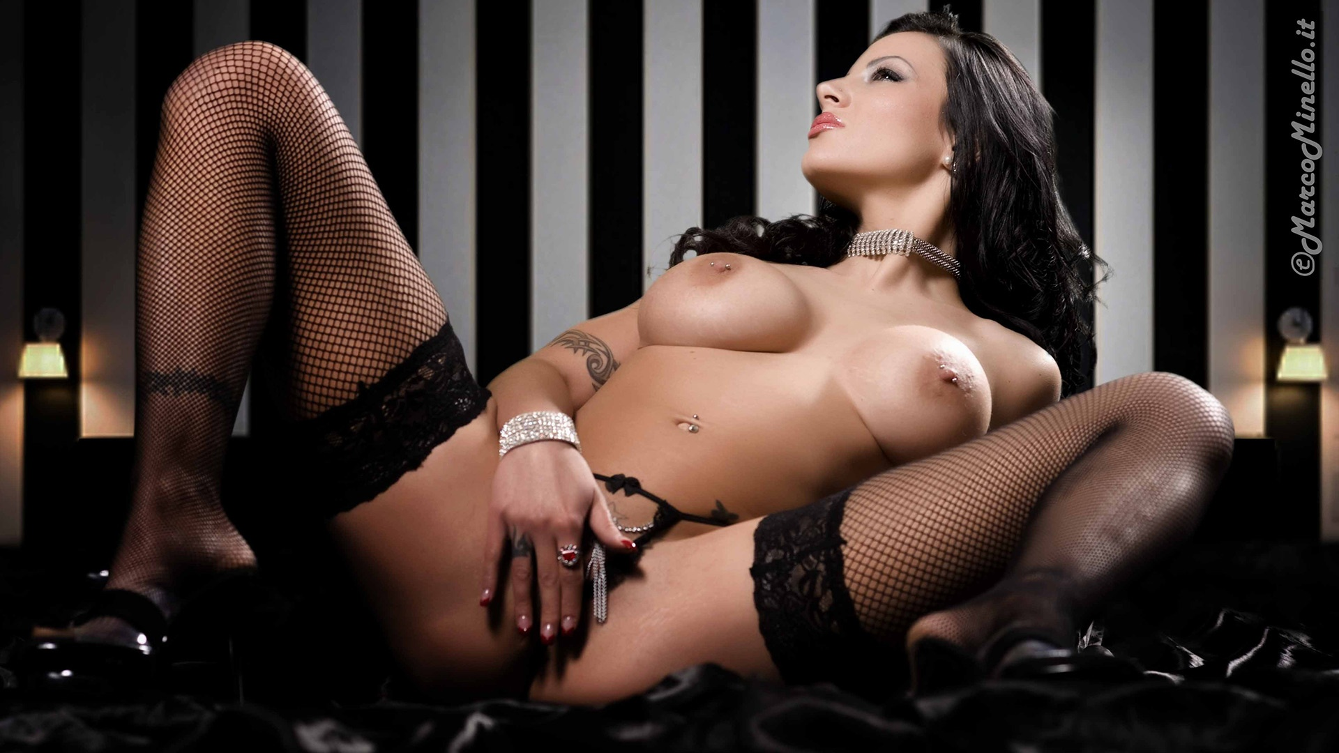 Lingerie porn sexy models congratulate