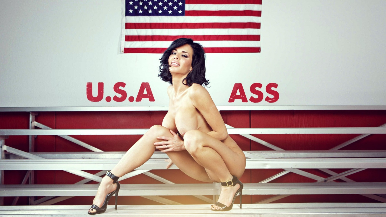 American Milf Nude american nude milf, hot busty brunette pornstar showing her