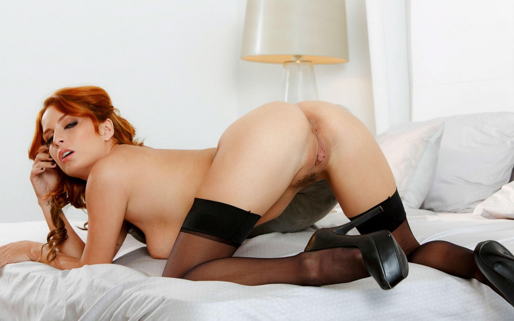 nude Hot ass redheads