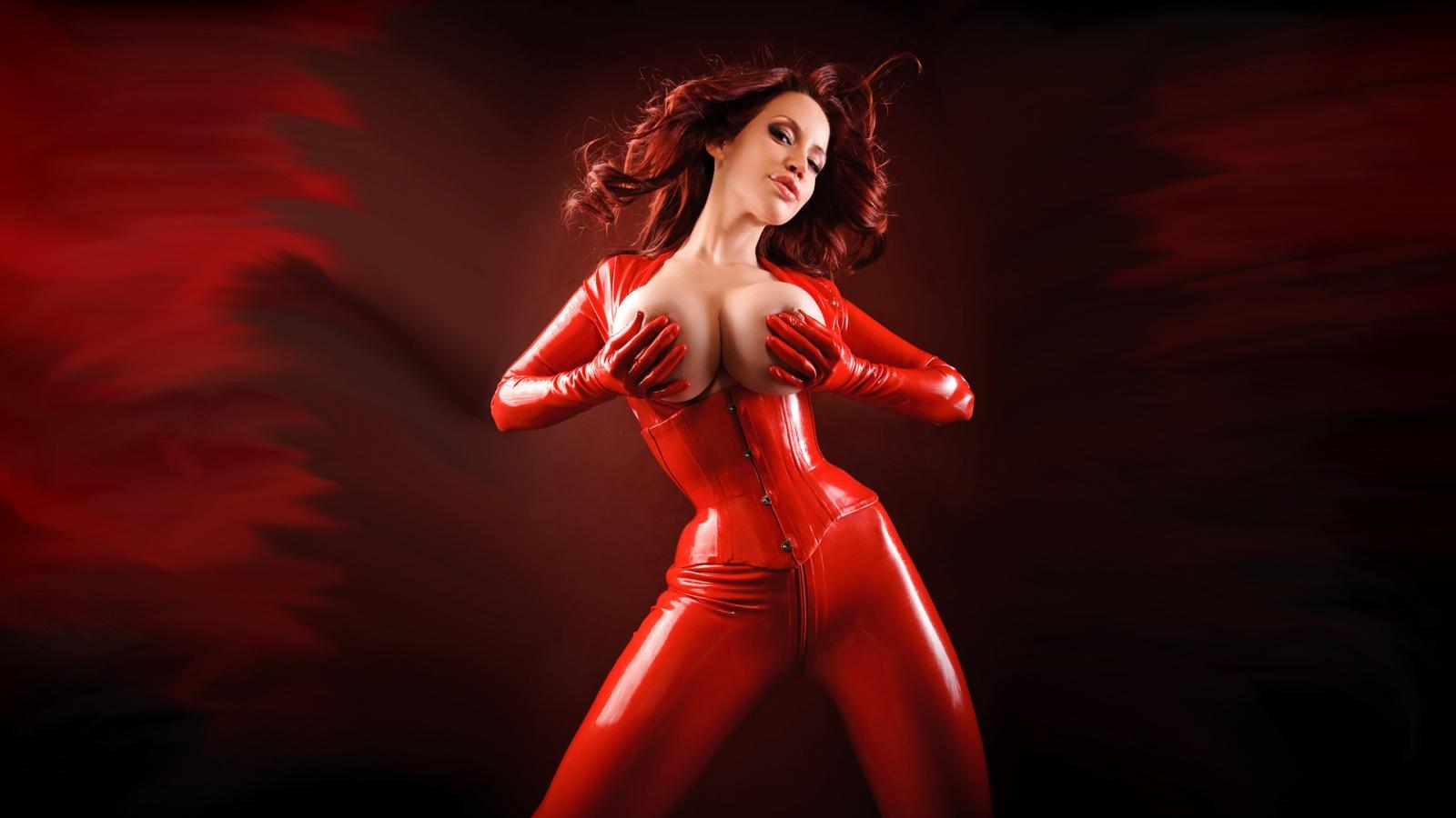 Hot! love big boobs desktop wallpaper