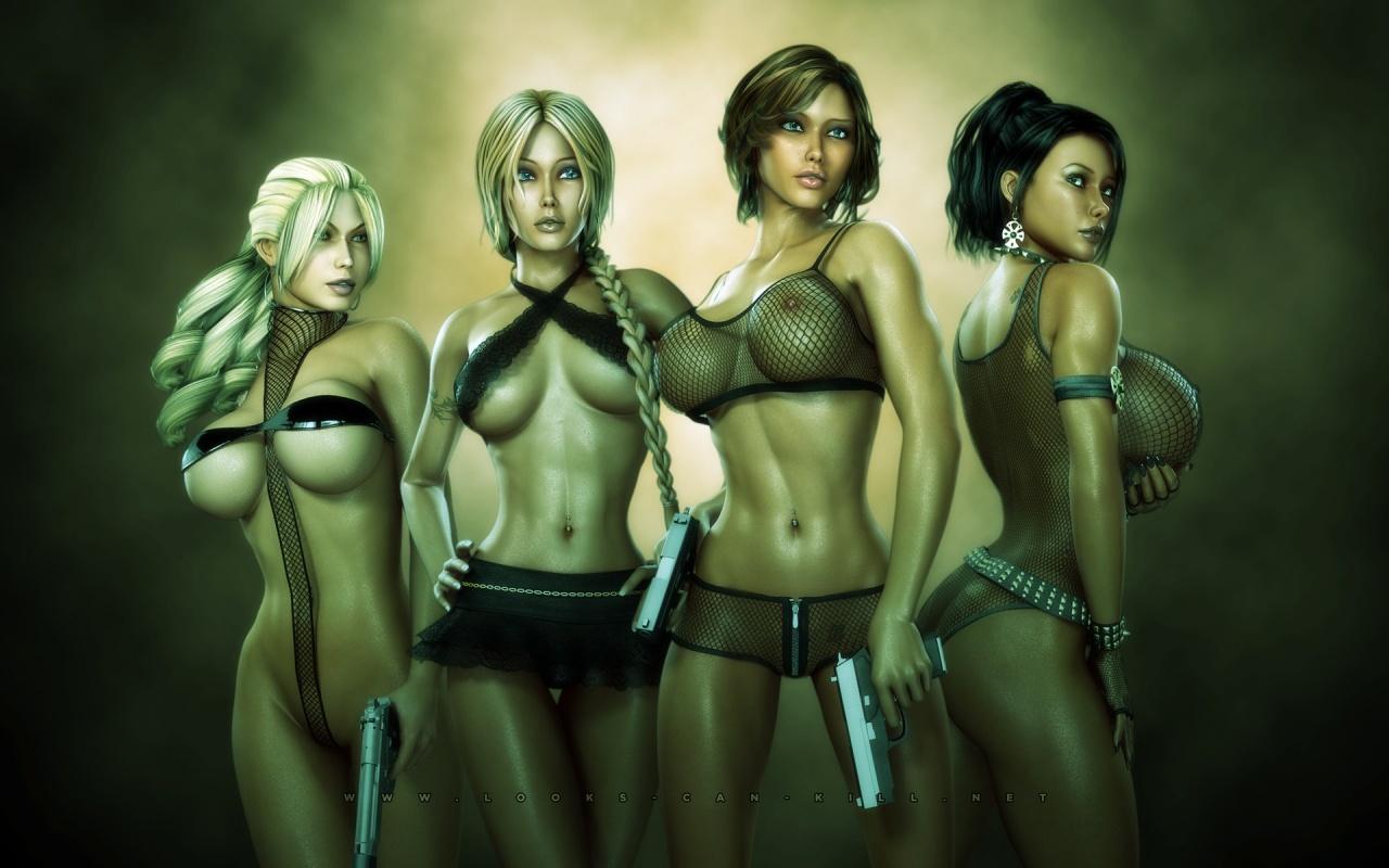 sexy gamer girl pics