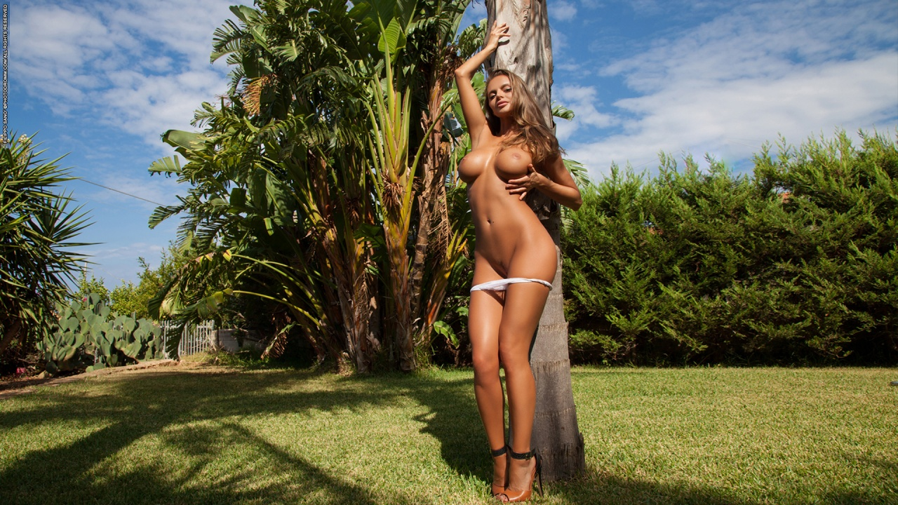 nude lingerie glamour models