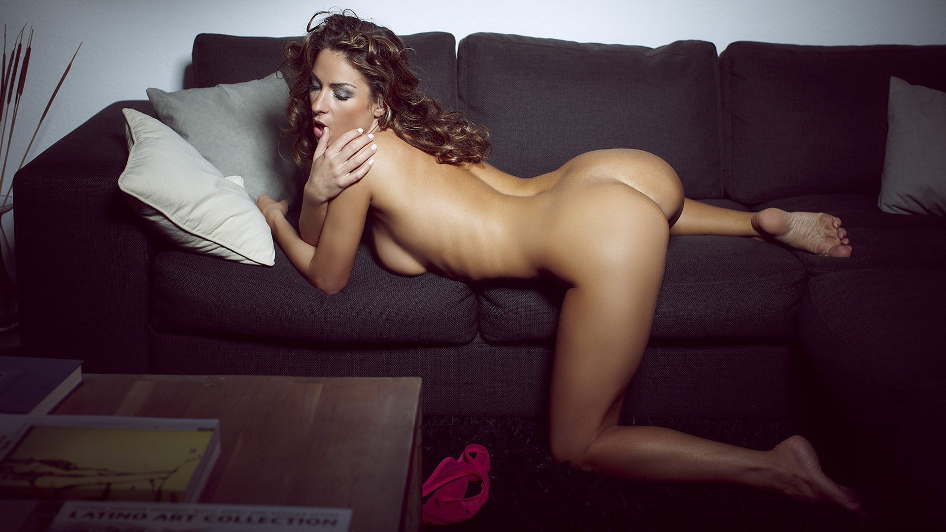 100 Pictures of Erotic Glamour Nudes