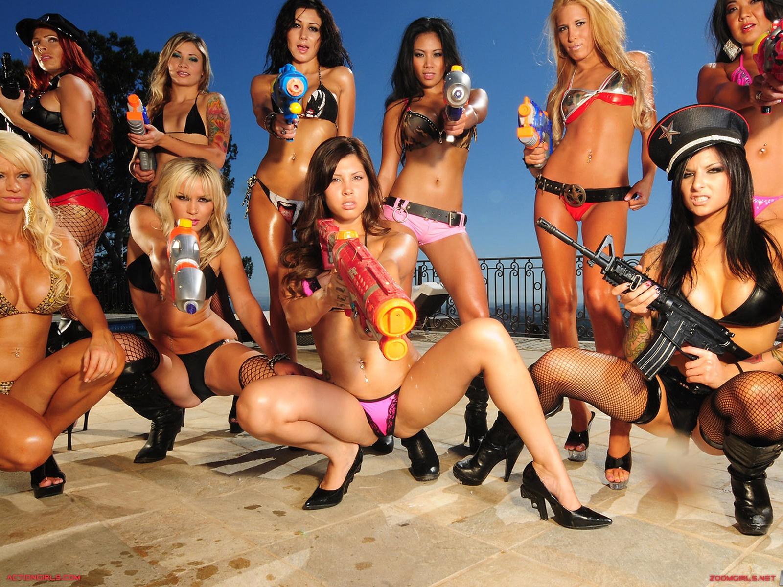 Girls with Guns | Euro Palace Casino Blog - Part 2