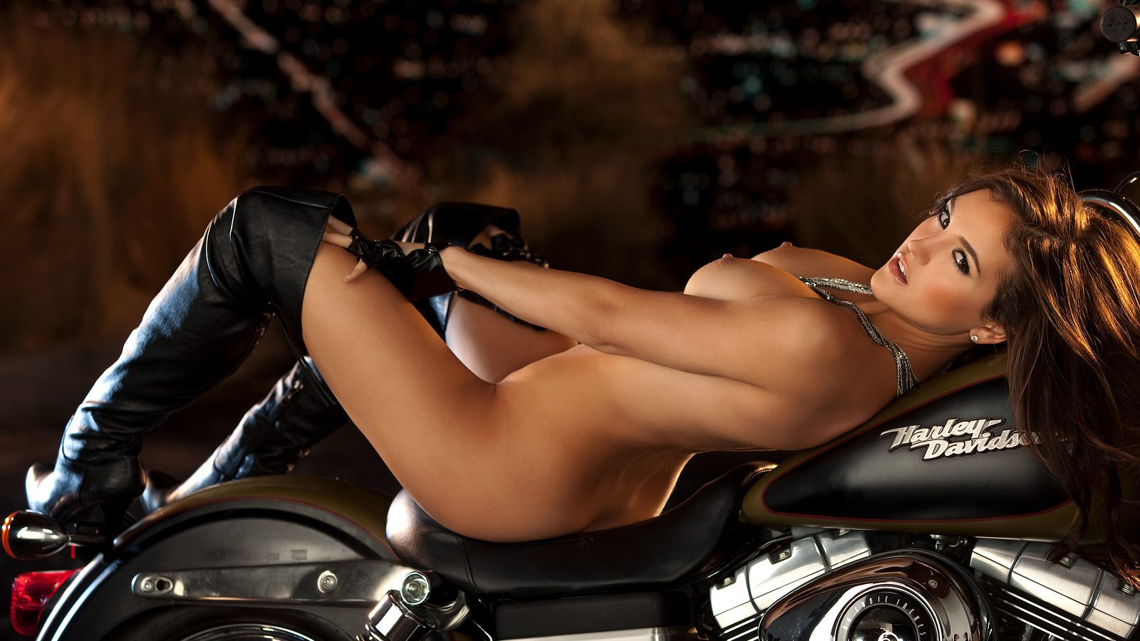 Opinion, Nude lady on a harley phrase