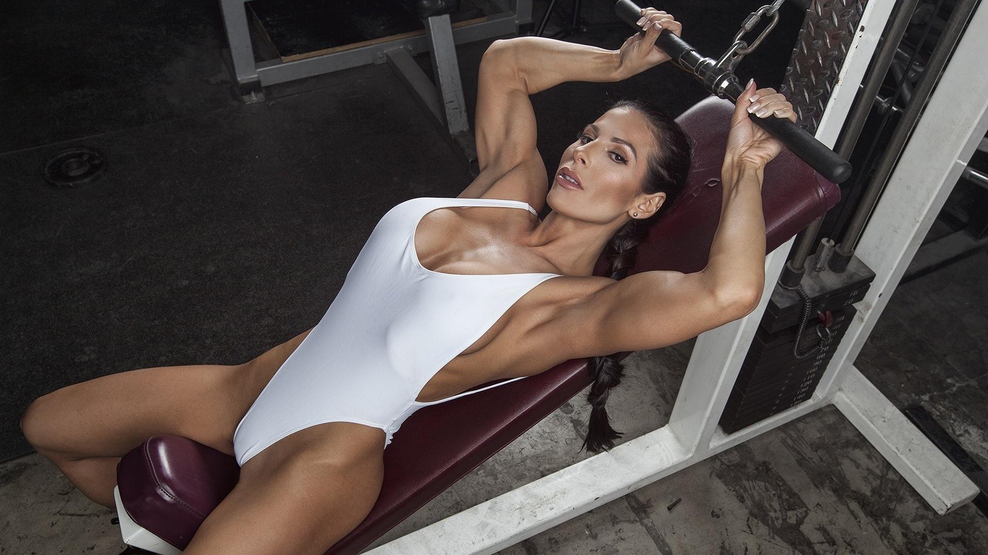 nude fitness modell pornostars