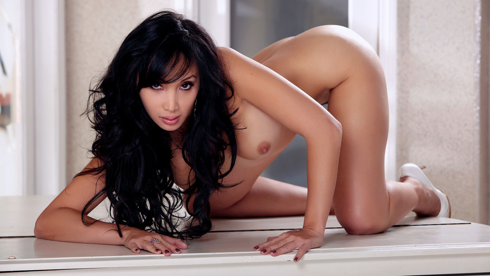 Hot asian american girls having sex