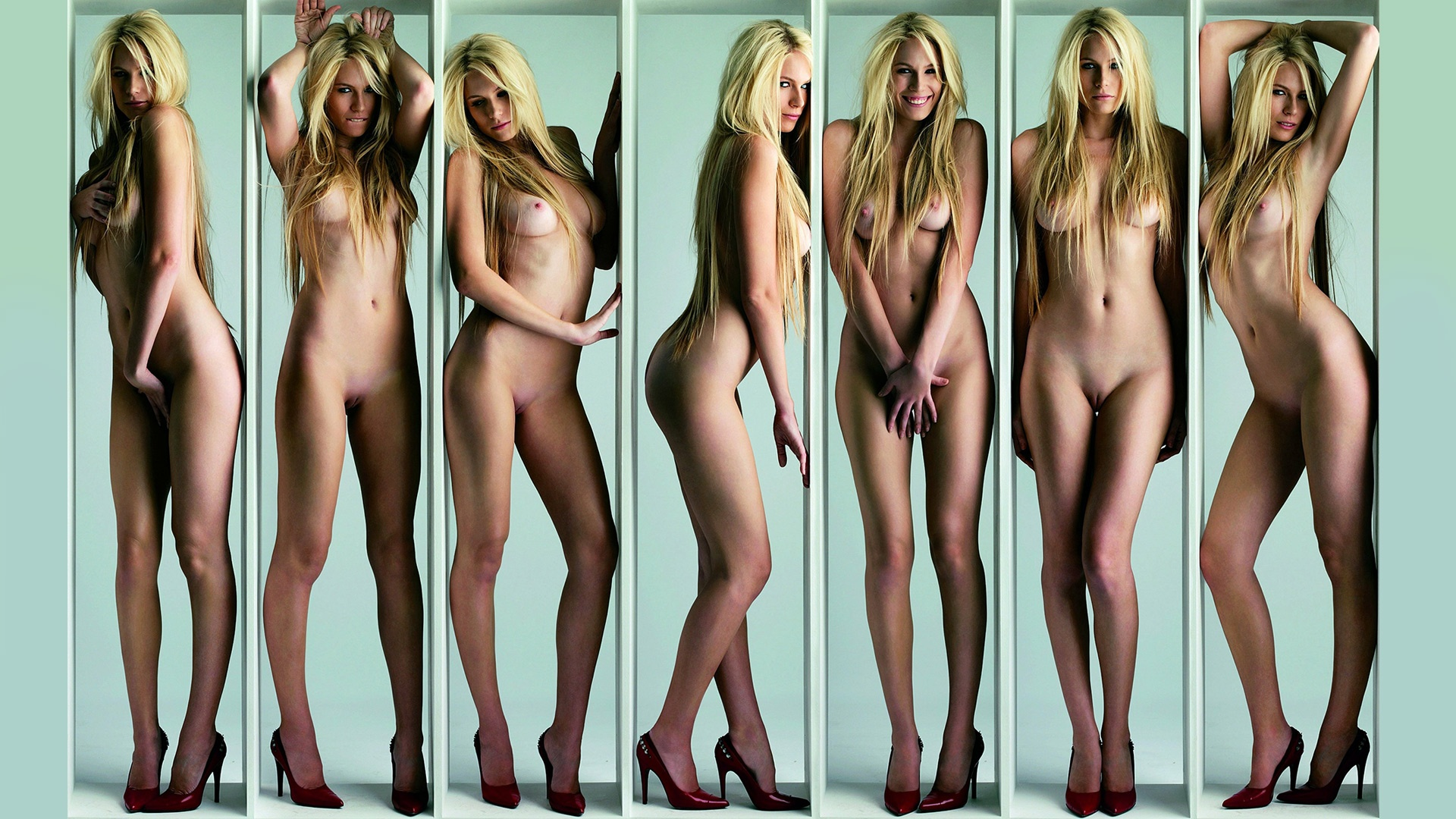 Nude matrix girl from