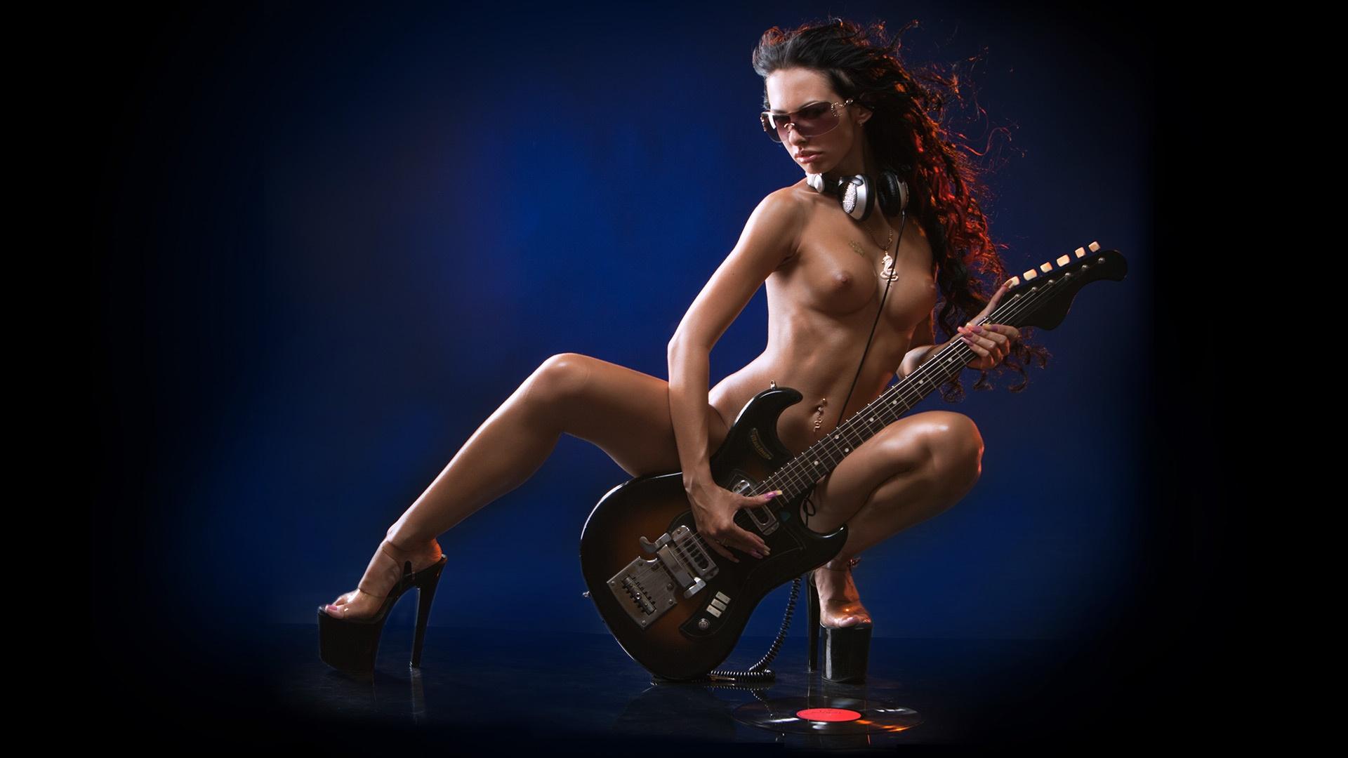 Guitar porn wallpaper softcore amateurs pussy
