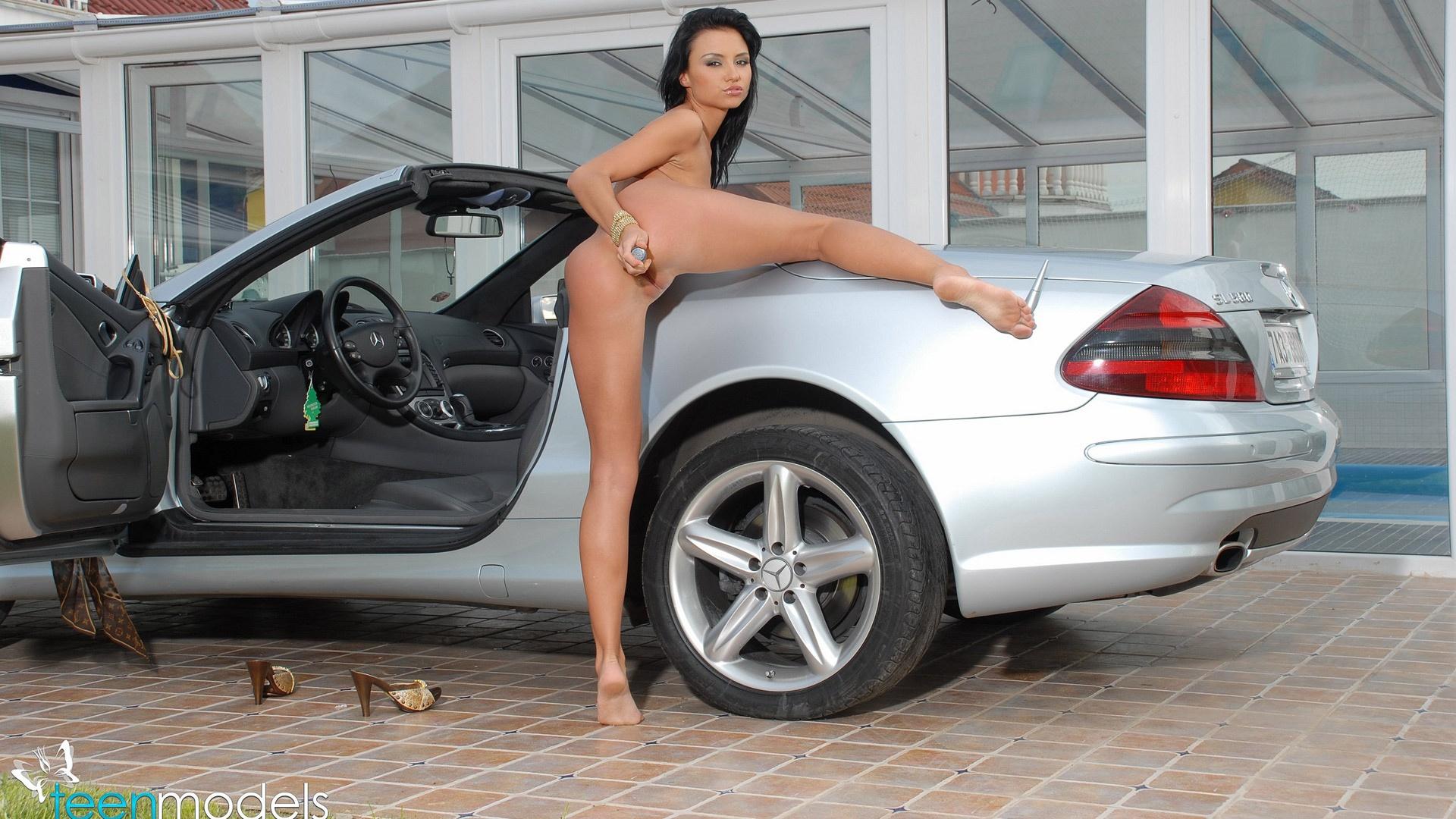 Geena davis naked sex