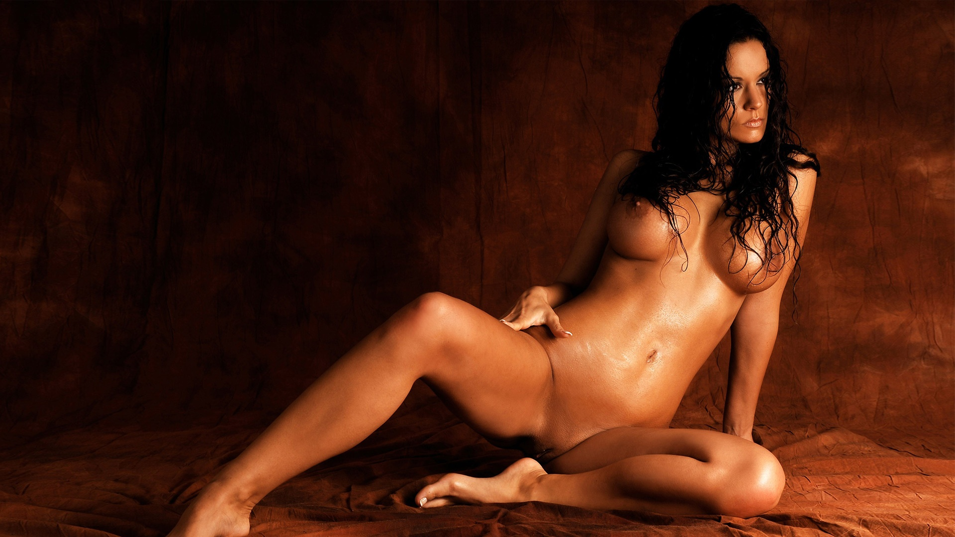 Vivian Brown hot wet nude model erotic pose sexy brunette ...: http://zoomgirls.net/view-vivian-brown-1920x1080.html