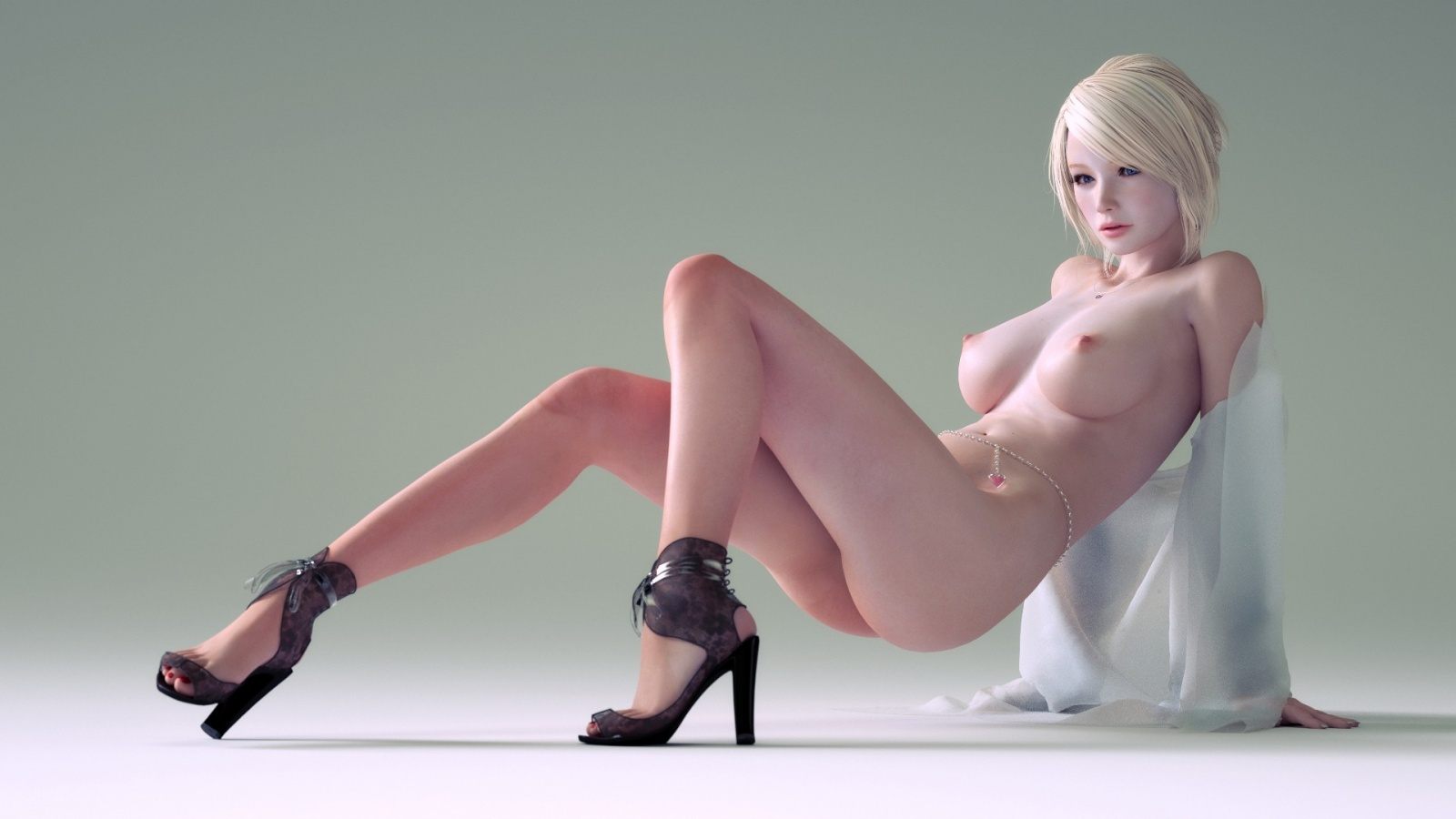 hot blonde girl erotic desktop wallpaper 1600x900 nude models and
