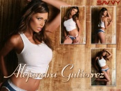Alejandra Gutierrez ,sexy latina, photo wallpapers, woman, model, beauty