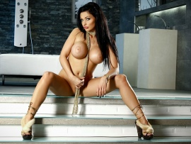 wallpaper Aletta ocean nude
