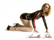 Ancilla Tilia sexy wallpaper, Ancilla Tilia latex photo, Ancilla Tilia wallpapers