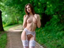 model Anna nude maria