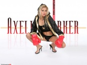 Axelle Parker boxing outfit