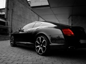 Bentley Gts W6 side view wallpaper