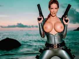 Thank for bianca beauchamp big tits sorry