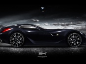 Bmw 8 series Concept Art wallpaper