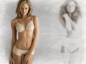 Candice Swanepoel sexy lingerie wallpaper
