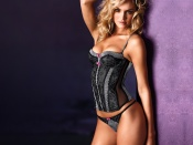 Candice Swanepoel angelc lingerie photo wallpaper
