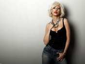 Christina Aguilera sexy celebrity wallpaper, Christina Aguilera, celebrity, sexy model, hot babe, beauty
