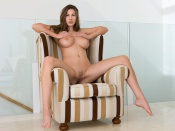 Conny Lior naked relaxation