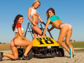 naked big boobed swedish women