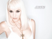 Gwen Stefani, sexy portrait wallpapers, hot babe, musician, celebrity, sexy girl, woman