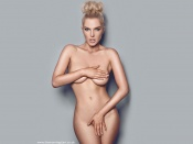 Helen Flanagan, nude model, sexy blonde, uk, hot body, supermodel, naked, intimate, erotic, pure, makeup
