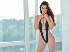 Pornstar Lana Rhoades