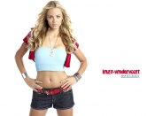 Laura Vandervoort, sexy wallpaper, hot actress, beauty, blonde girl, model, woman