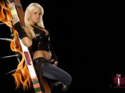 Maryse Ouellet hot wwe diva wallpaper