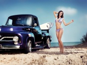 Miss tuning 2011 july Kristin Zippel wallpaper