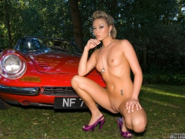 Your idea Naked girls and classic cars recollect more