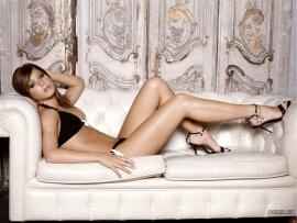Nikki Sanderson sexy legs wallpaper wallpapers