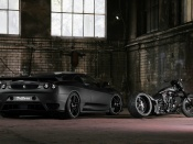 Novitec Rosso TuNero hot ferrari and bike wallpaper, cars wallpaper, bike wallpaper