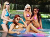 Jayden Cole , Rebecca Miller, Breanne Benson, Aimee Addison, hot babes, bikini , wet girls, pornstars, xxx models, hotties