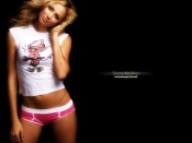 Stacy Keibler girly photo