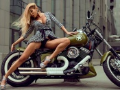 Interesting Naked girls on motorcycles apologise, but