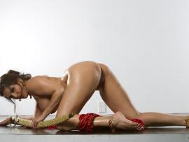 Sunny leone hot nude wallpaper