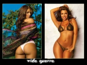 Vida Guerra sexy latina girl wallpaper