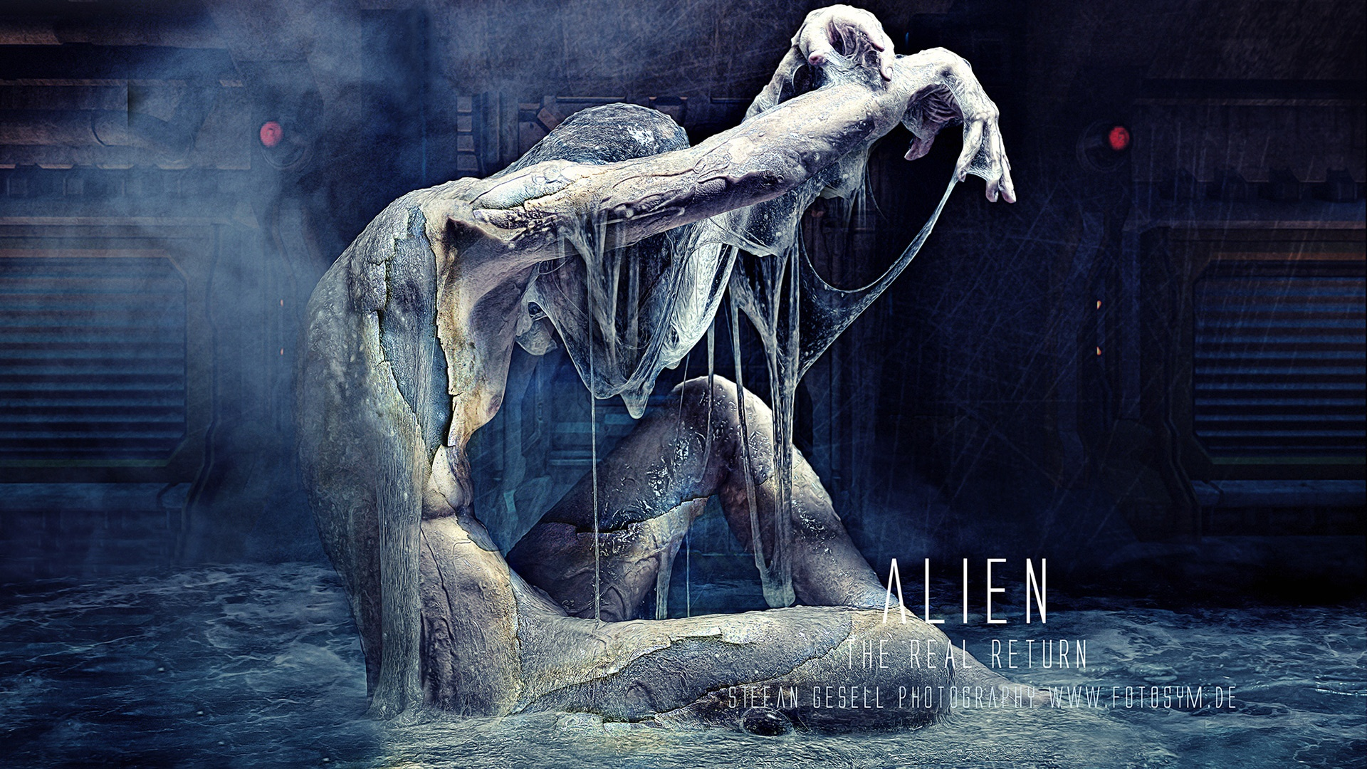 Alien naked wallpaper sex images