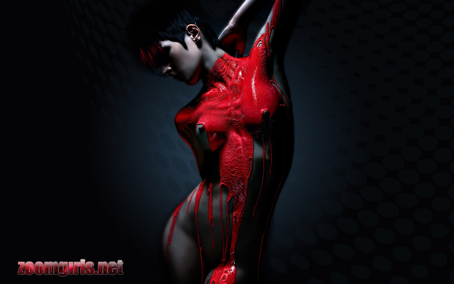 Hot blood sexy wallpaper erotica pic