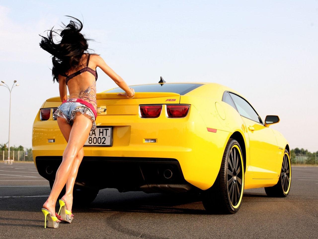 muscle car hd wallpapers for desktop