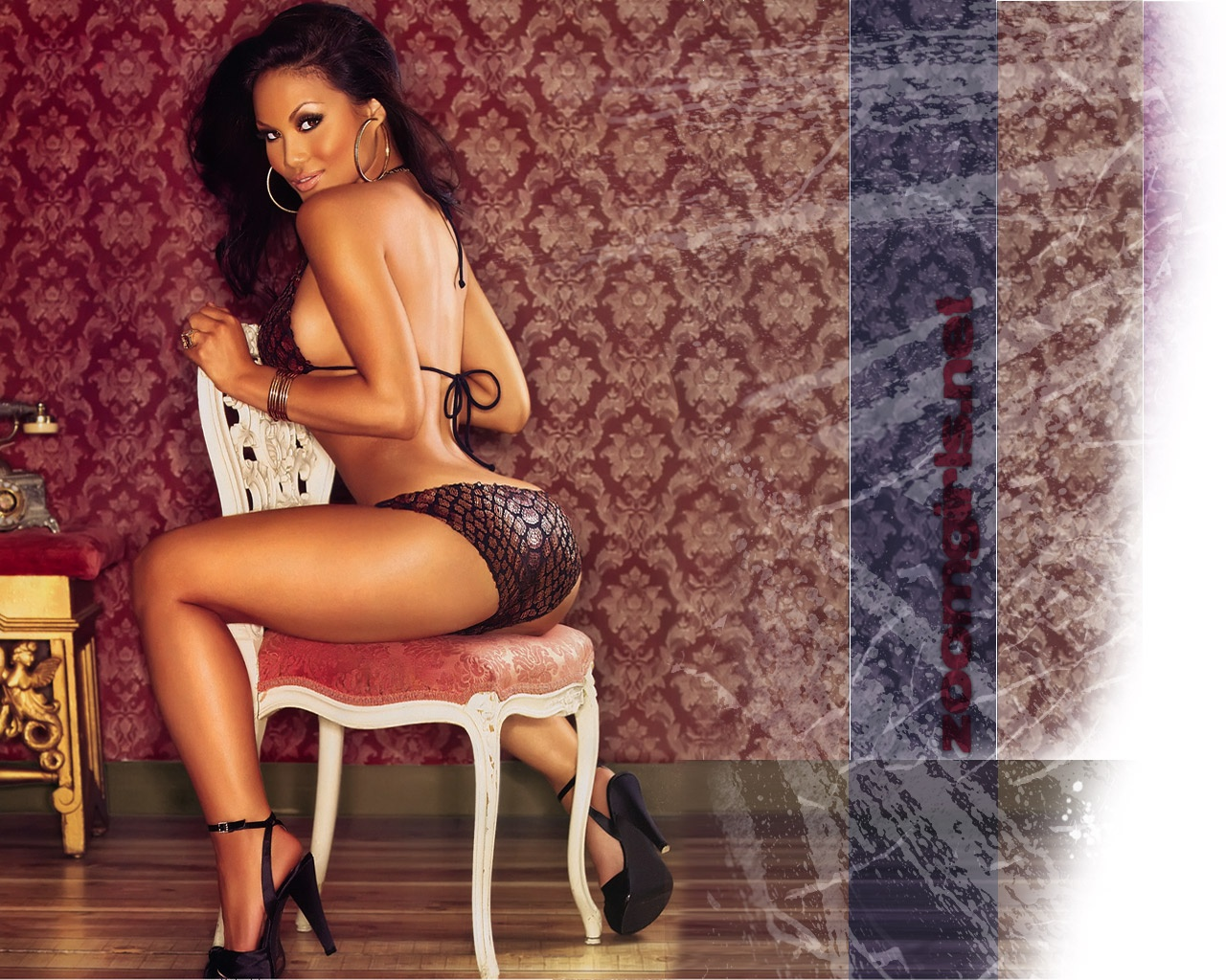 Playboy daphne joy Celebrities who