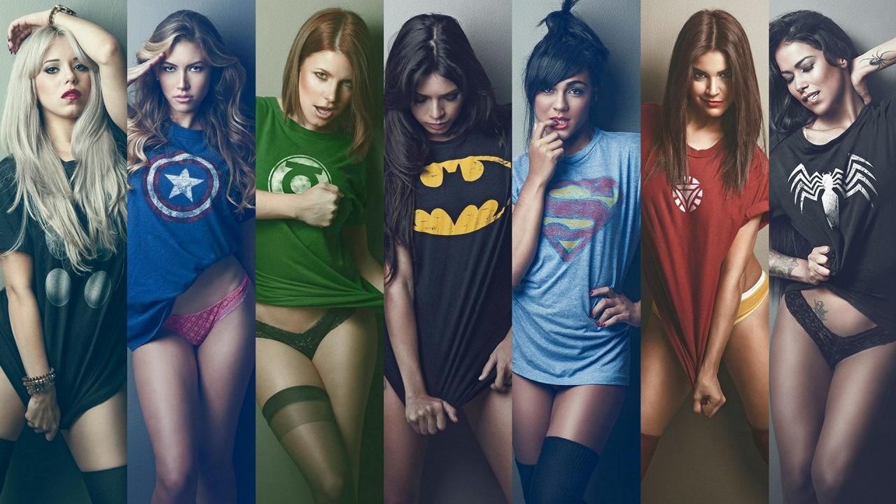 Самые сексапильные мульт героини 23 фотография