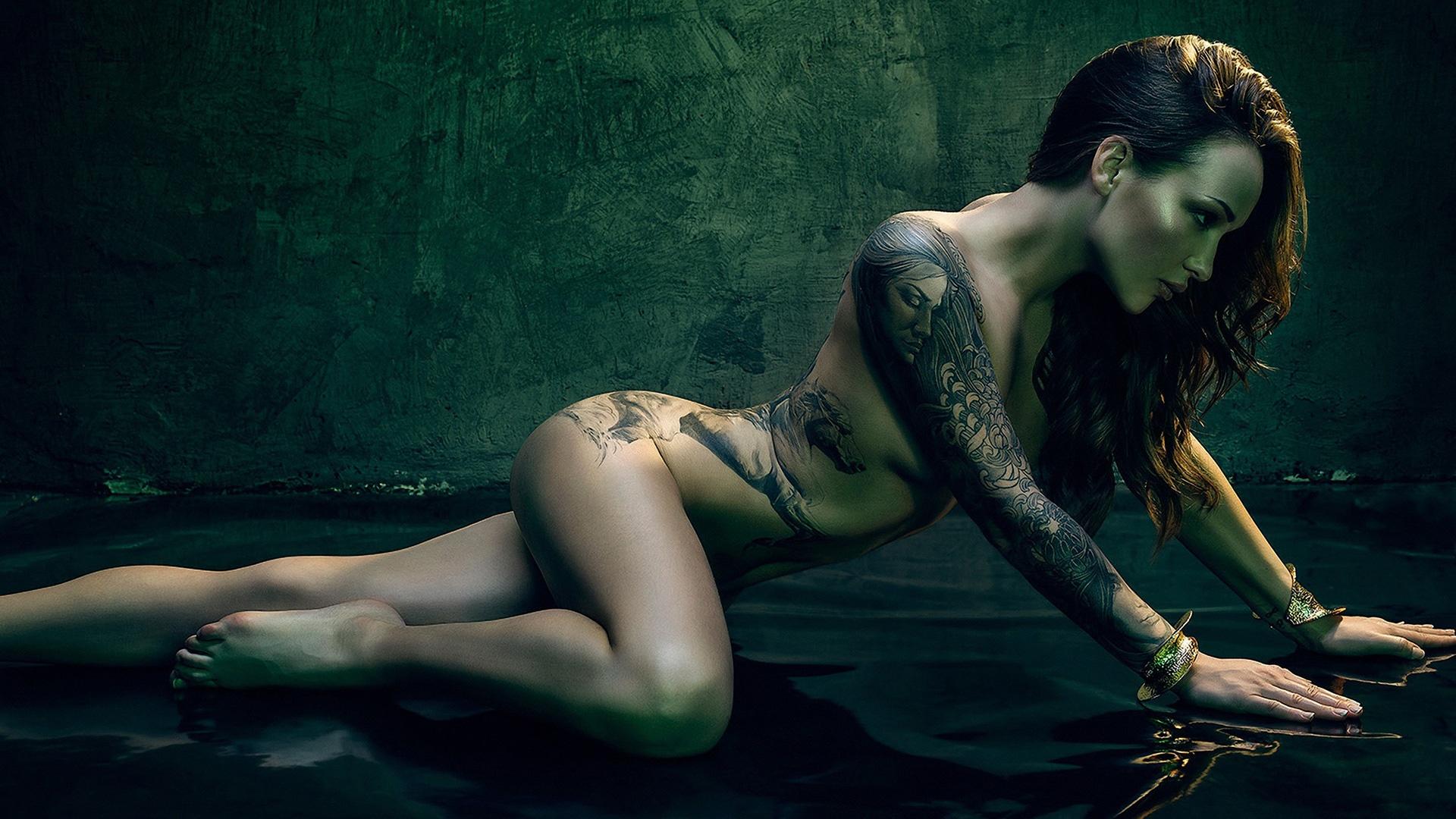 Bikini Exotic Nude Wallpaper HD