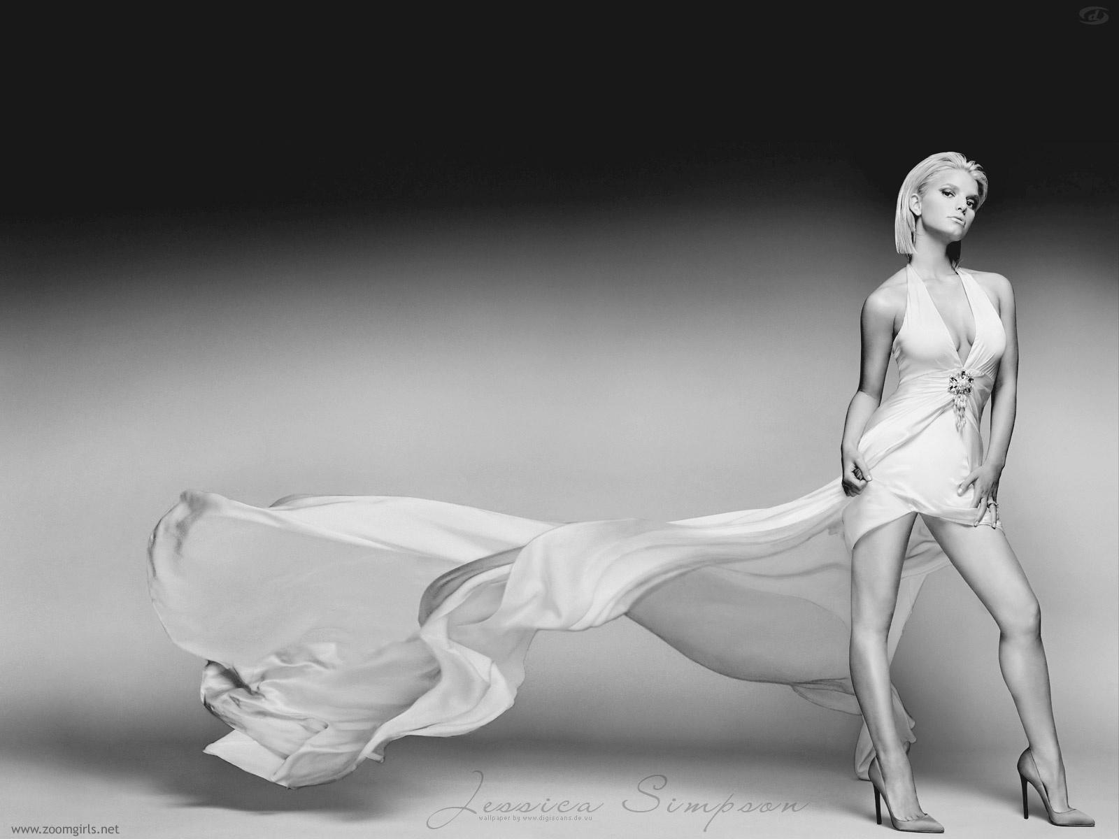 Sey Jessica Simpson Nude